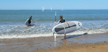 Formules et tarifs Stand-up paddle