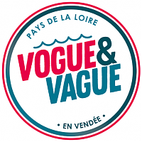 logo vogue et vague vendée